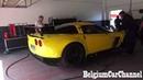 Chevrolet Corvette C6R GTE Loud V8 sounds at Zolder HD