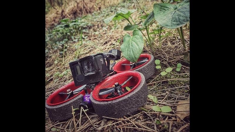 Reptile Icloud Cinewhoop Drone Mystic Forest 4K Автор SEKILE