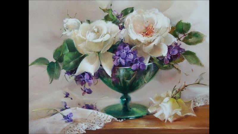 коллекция цветов от Джилл Кристейл