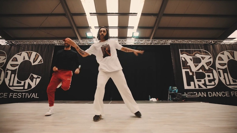 BCUDF Day 3 - Workshop   Mecnun Giasar 2019   Danceproject.info