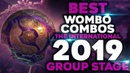 BEST Wombo Combo Plays of TI9 Group Stage - THE INTERNATIONAL 2019 DOTA 2