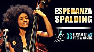 Esperanza Spalding - Festival de Jazz de Vitoria-Gasteiz 2012