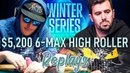 WINTER SERIES 58 hello_totti | probirs | WATnlos Poker Replays 2020