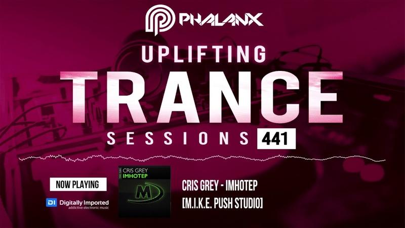 DJ Phalanx - Uplifting Trance Sessions EP 441 [23.06.2019]