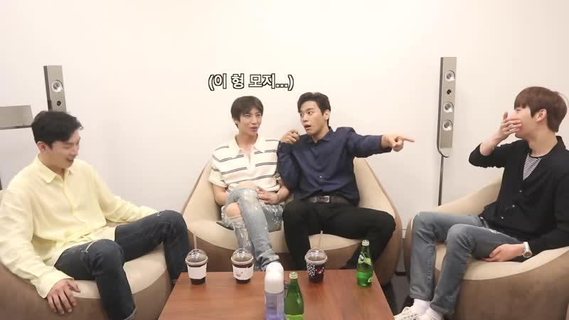 [뮤지컬 마리 앙투아네트] Fㅔ르젠 4가 간다! 손준호 박강현 정택운 황민현