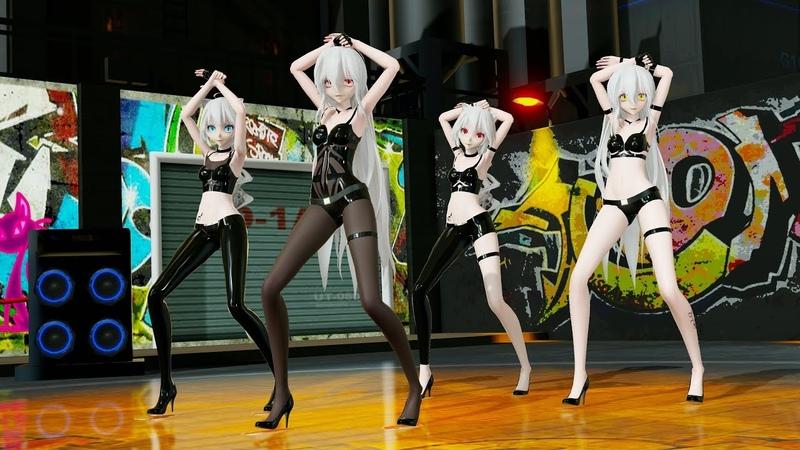 [MMD 4K]18047 Sexy Miku Haku Die Young [DL][RAY MMD 1.3.1](Reupload)