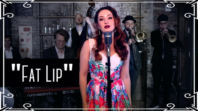 """Fat Lip"" (Sum 41) 1960s Cover by Robyn Adele Anderson"