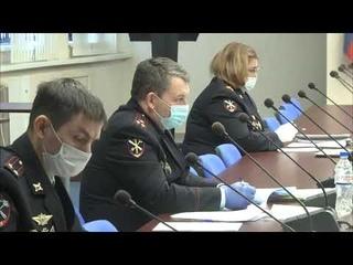 В УМВД России по Томской области подведены итоги работы за 2020 год