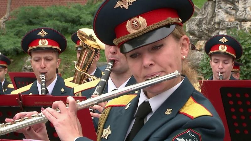 В Александровском саду прошел завершающий концерт музыкального марафона столицы.