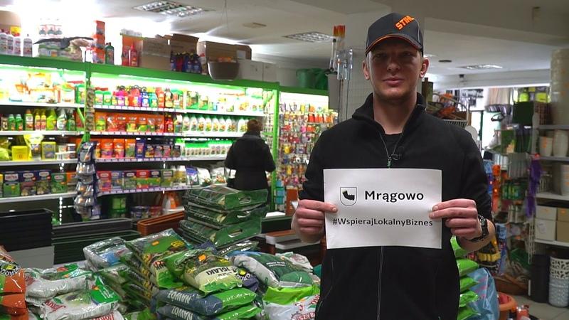 Wspieraj Lokalny Biznes z Mrągowa