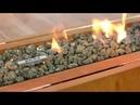 GALIO REMOTE – Автоматический газовый камин для улицы от Planika в магазине Биокамин