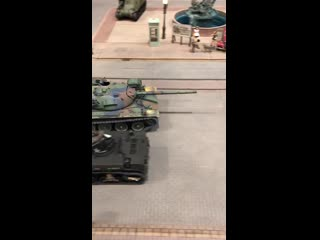 RC Battle Tank, Сидзуока