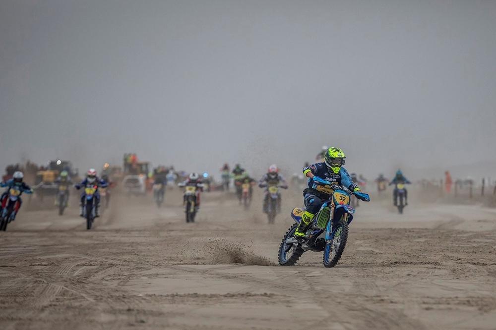 Милко Потишек выиграл пляжную гонку Enduropale du Touquet 2020