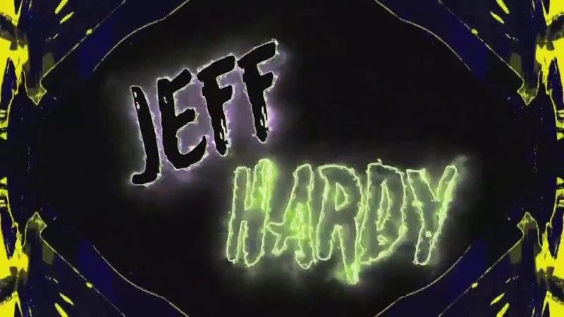 Jeff Hardy's 2018 Titantron Entrance Video feat Loaded Theme HD