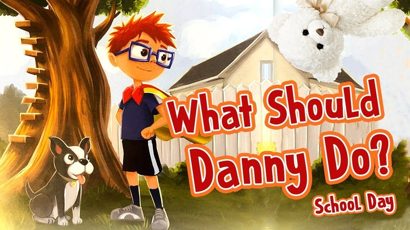 Kids Book Read Aloud | What Should Danny Do School Day by Ganit Adir Levy | Ms. Beckys Storytime