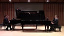 Ensign Piano Quartet - Finale from Organ Symphony - Saint-Saens