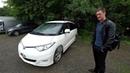 Конструктор из Японии Toyota Estima Aeras Priority Auto