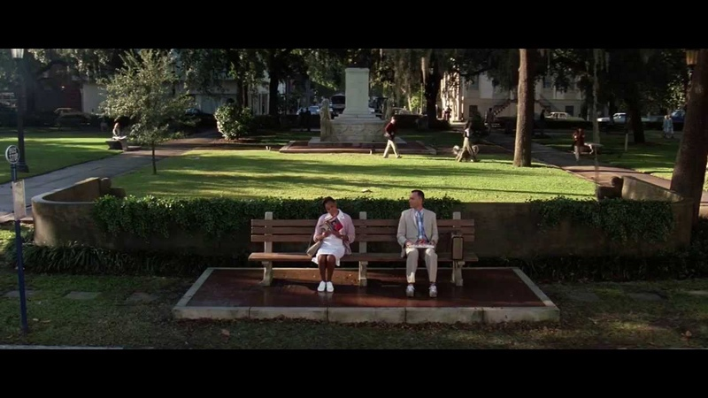 Life is like a box of chocolates - Forrest Gump