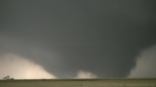 The world-record El Reno, OK, tornado: May 31, 2013