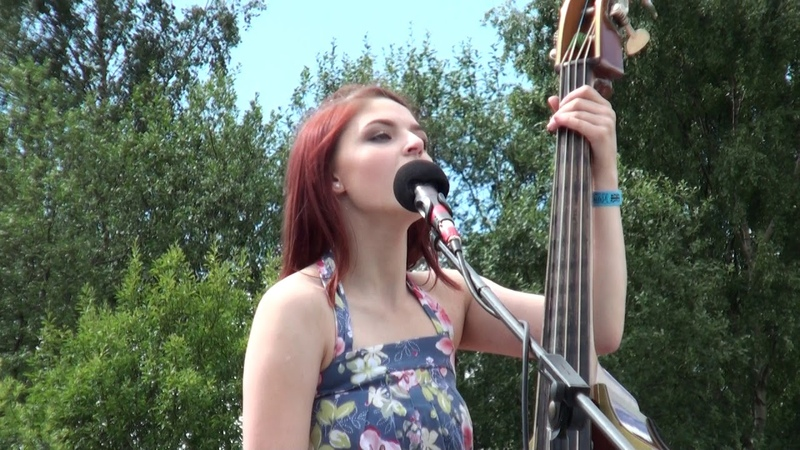 The Discoveries '' All Messed Up And Down '' @ Eastwoodstock Music Festival