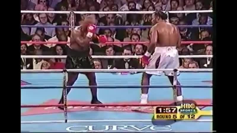 61_Майк Тайсон - Mike Tyson vs Lennox Lewis (2002.06.08)