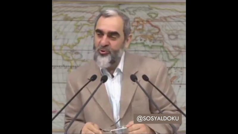 Cuma Günü Kehf Sûresi Okumanın Faziletini Rasûlullah (aleyhisselam) anlatıyor.. - Nureddin YILDIZ
