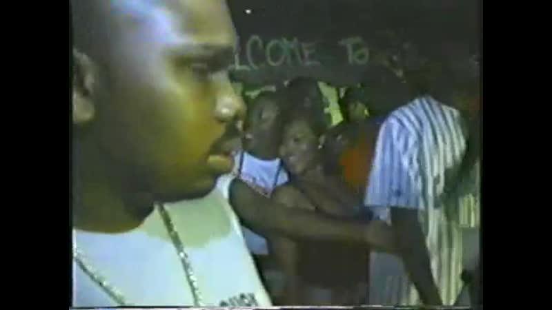 LIL KEKE DJ SCREW PIMP THE PEN FLOW LIVE 99