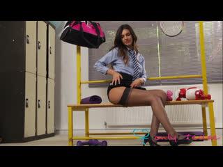 Sexy student abigail b wants sex erotica boobs panties ass stockings