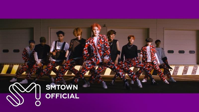 NCT 127 엔시티 127 'Cherry Bomb' MV