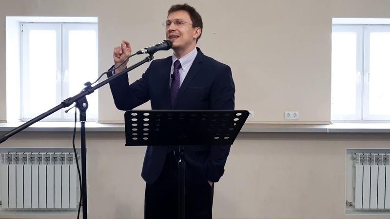 Божий Сын - Римлянам 1:3-4 - Алексей Прокопенко