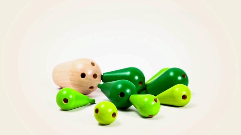 Игра балансир Кактус, Plan Toys, 4101, Игроландия