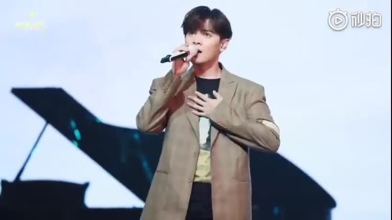 You Changjing (尤长靖) — Proud Red Dust (傲红尘) [Legend of Fu Yao OST] live 20.05.2019