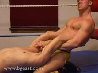 [480]  Aryx Quinn vs Brendan Byers (1) (Wrestling)