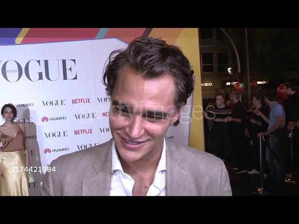 Pepe Barroso Silva nos explica a quién pide consejos sobre su nueva carrera de actor