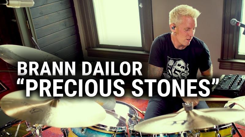 Meinl Cymbals - Brann Dailor - Precious Stones