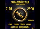 21.09 OPERA CONCERT CLUB