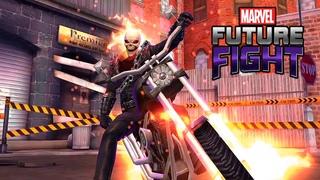 Hodgepodgedude  играет Marvel Future Fight #4