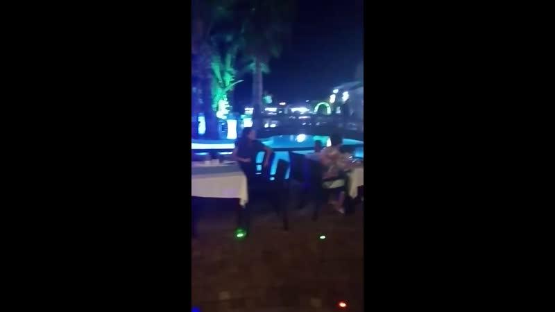 08.09.2019г, 20:20🕗 Турецкая ночь 🌃 в Pemar Beach Resort 🏖