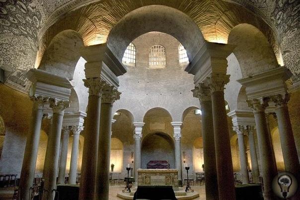 Базилика Санта Констанция: усыпальница принцесс и сокровищница раннехристианского искусства