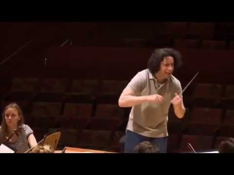 Gustavo Dudamel and the LA Phil Rehearse Tchaikovsky's Romeo and Juliet Overture