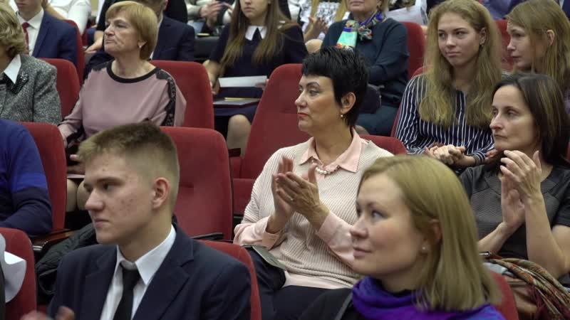 2019 12 27 Вручены стипендии главы города Лобня