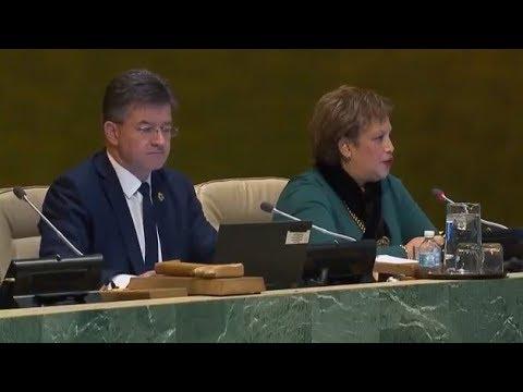 Дипломат з РФ пригрозив членам ООН через резолюцію по Криму