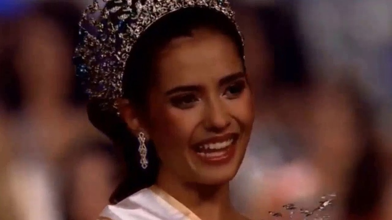 Anntonia Porsild of Thailand crowned Miss Supranational 2019