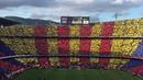 Fc Barcelona vs Real Madrid 5-1 28/10/2018 MOSAICO - CAMPNOU - El Clàsico HD