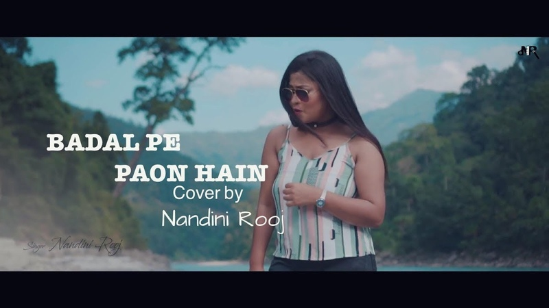 Badal Pe Paon Hain Cover by Nandini Rooj Chak De India Amritanshu Dutta Cineglas