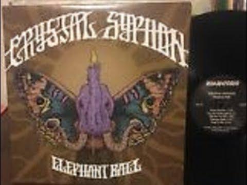 Crystal Syphon Elephant Ball US 1967 69 Psychedelic Rock