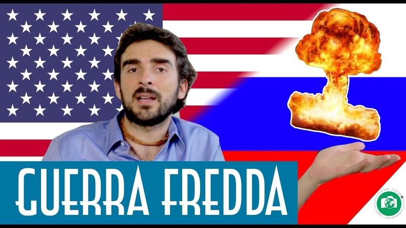 La Nuova Guerra Fredda - (Moscow Diaries Pippone Edition)