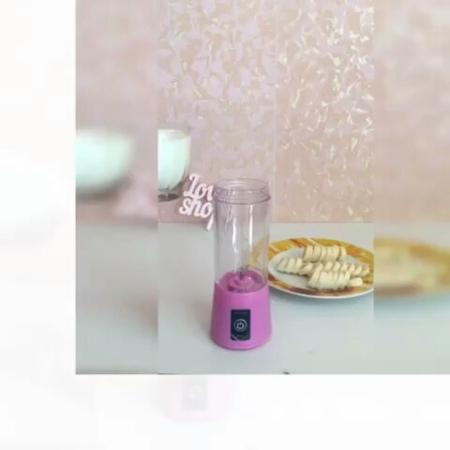 """𝐒𝐡𝐚𝐤𝐞 𝐢𝐭 - портативный блендер on Instagram """"Этот мощный блендер может производить до 12 напитков за 1 заряд. Просто зарядите устройство через US..."""