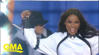Ciara performs her smash-hit 'Level Up' on 'GMA'  FULL PERFORMANCE