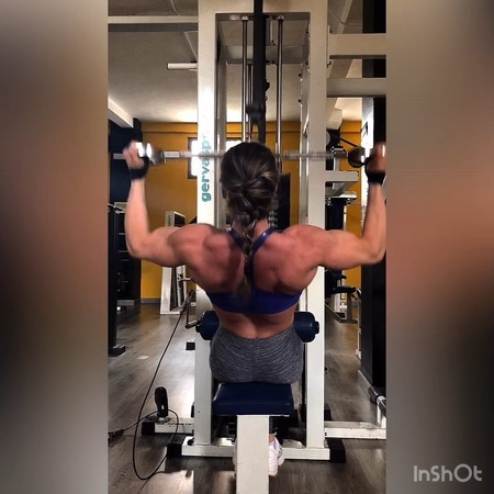 "Gema Vera Collantes on Instagram: ""💪 hardworkout bodybuilding healthylifestyle trainingday backworkout biceps youngbodybuilder healthyfood ..."